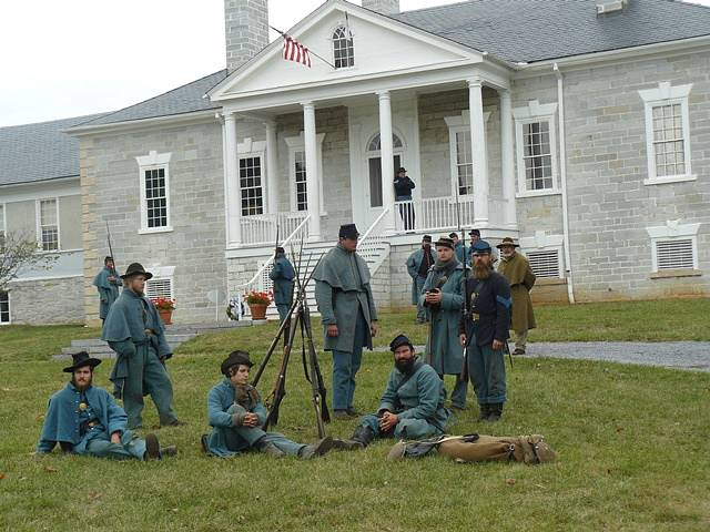Belle Grove Commemorates the 150th Anniversary of the Battle of Cedar Creek