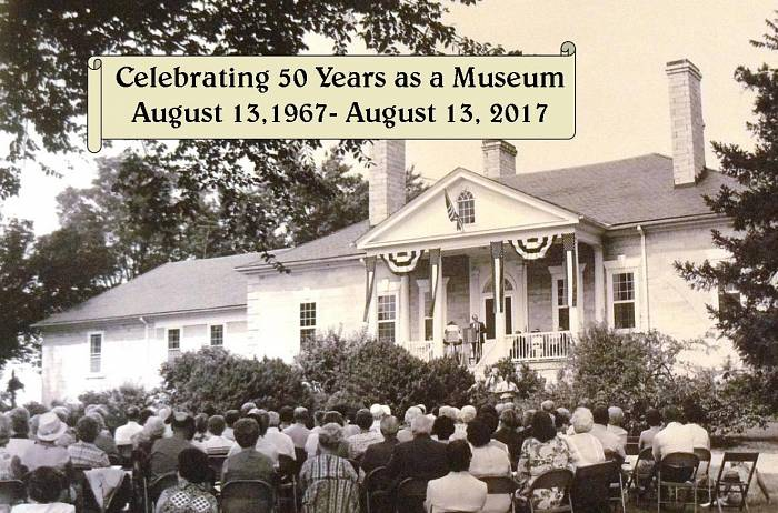 Belle Grove Celebrates 50th Anniversary as a Museum