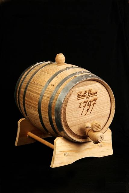 Whiskey Mini Barrel