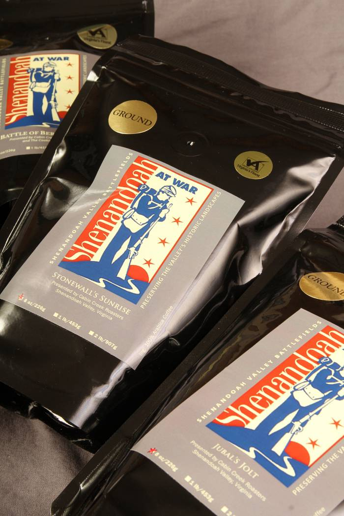 Shenadoah Valley Battlefields Foundation Coffee